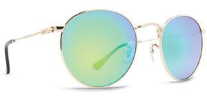 36e623b4398 DOT DASH METAL SHOP VELVATINA Gold Gloss   Green Chrome