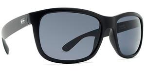 5afffab3b9 DOT DASH VINTAGE POSEUR Black Satin   Grey
